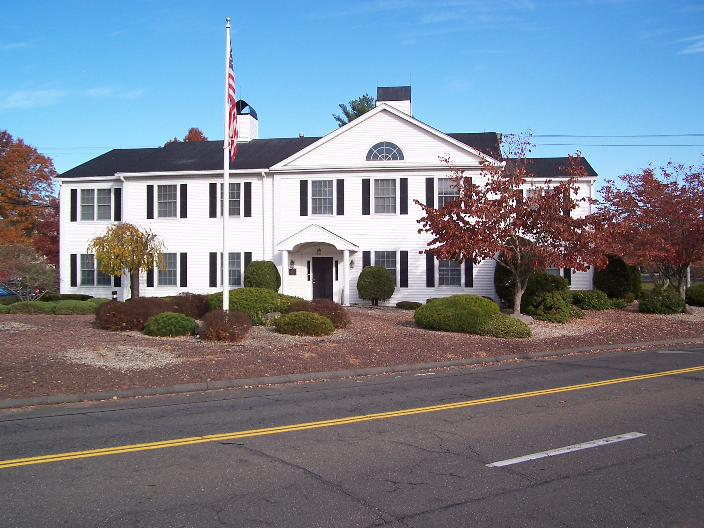 Our headquarters in Farmington, CT.