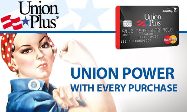 Union Plus Member Discount Benefits